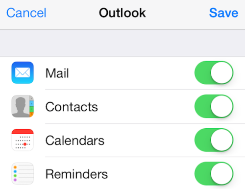 hotmail login for ios 2